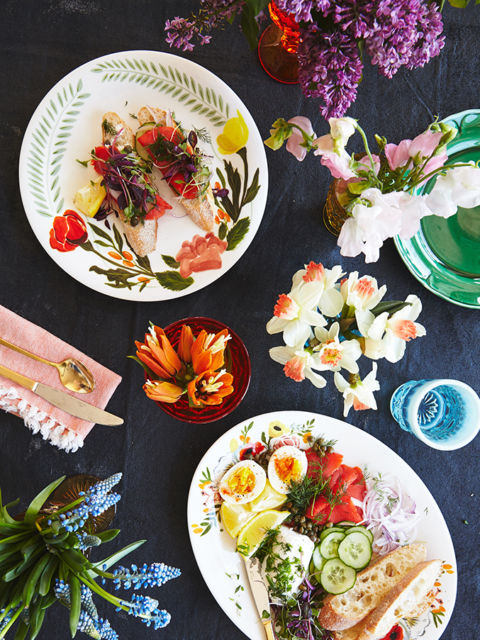 A summer garden party with Twig NY