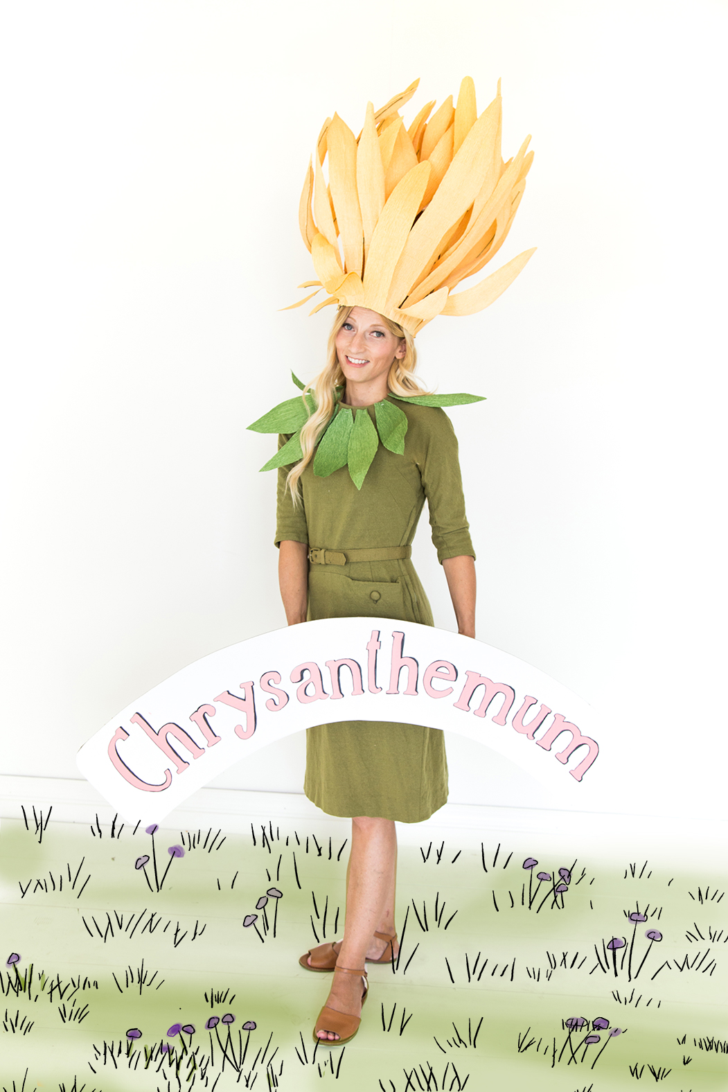 chrysanthemum-costume