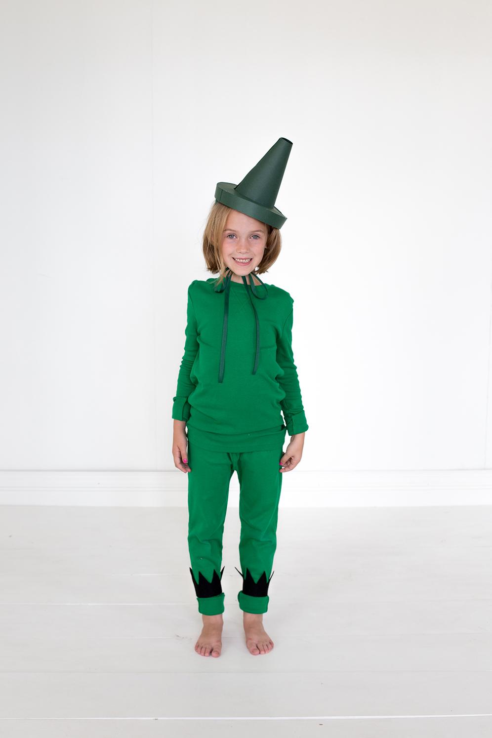 green-crayon