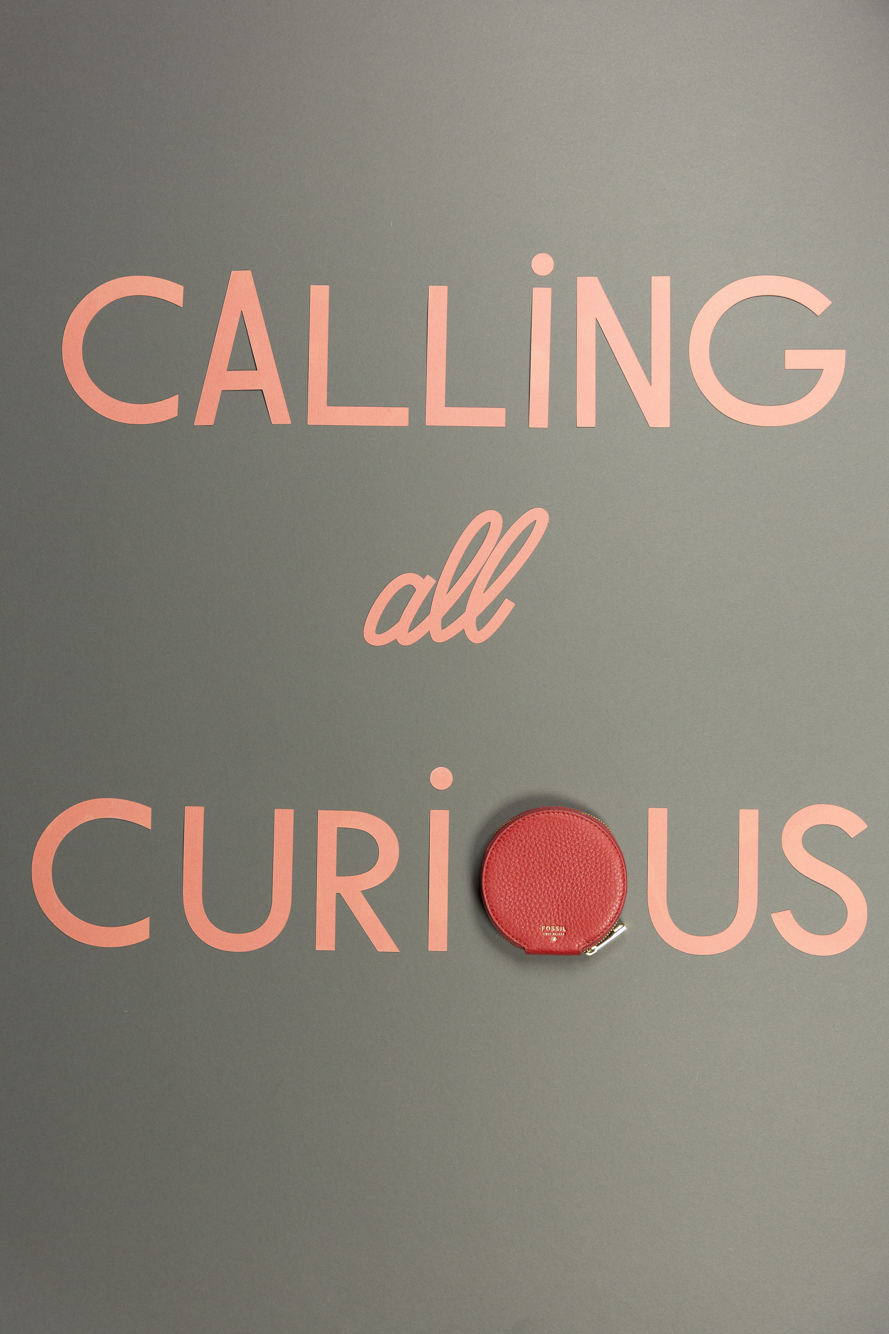 Calling All Curious.