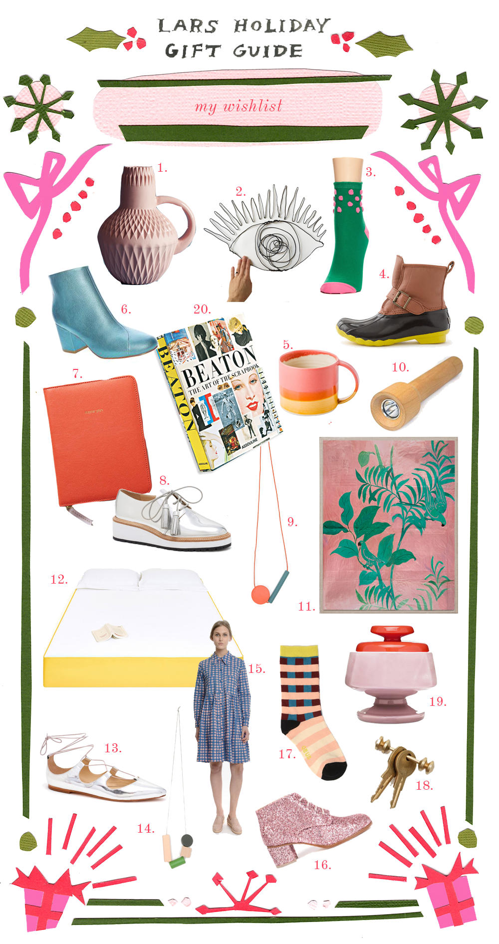 Holiday gift guide: my wishlist