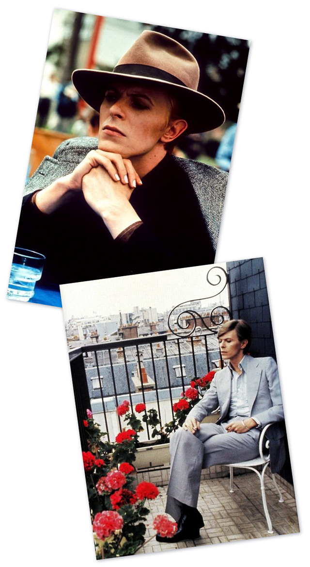 David Bowie | David's Berlin