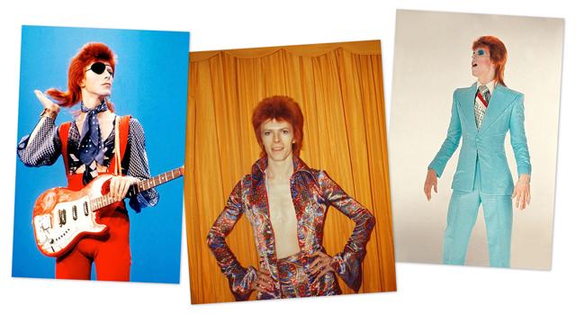 David Bowie | David's Glam