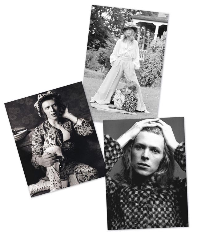 David Bowie | David's Hippie
