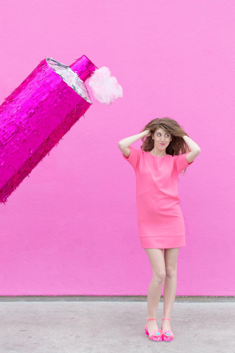 Hairspray Pinata