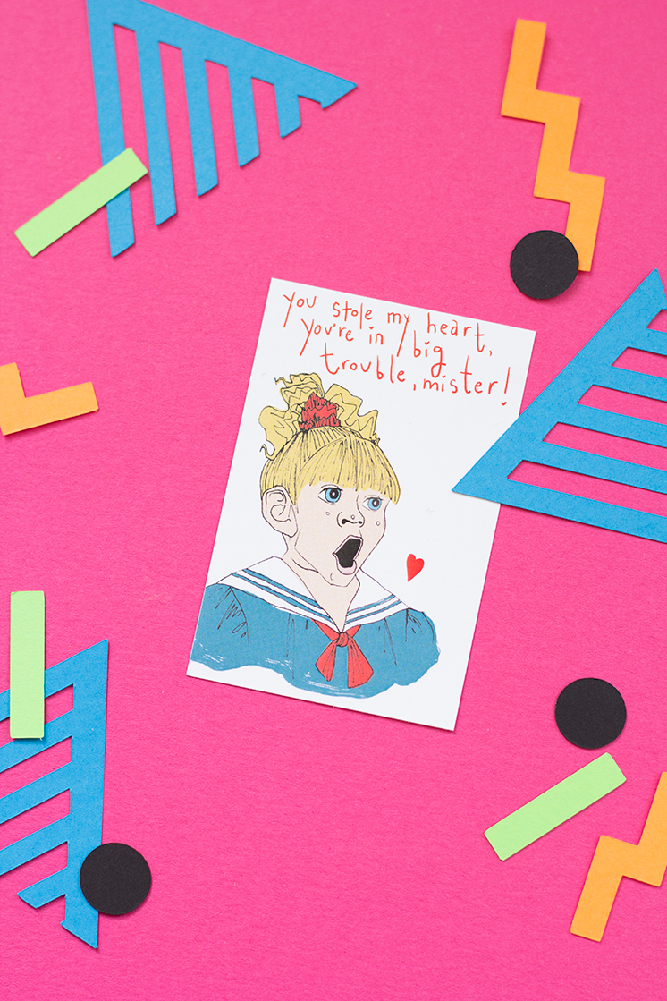 Michelle Tanner Full House Valentine