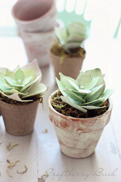 paper-succulents