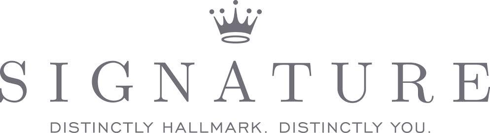 Hallmark signature