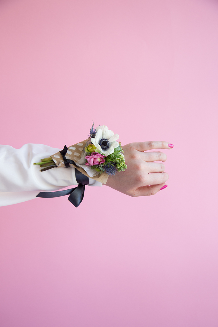 mother's day bouquet corsage