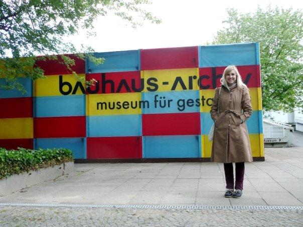 Bauhaus Archives Museum