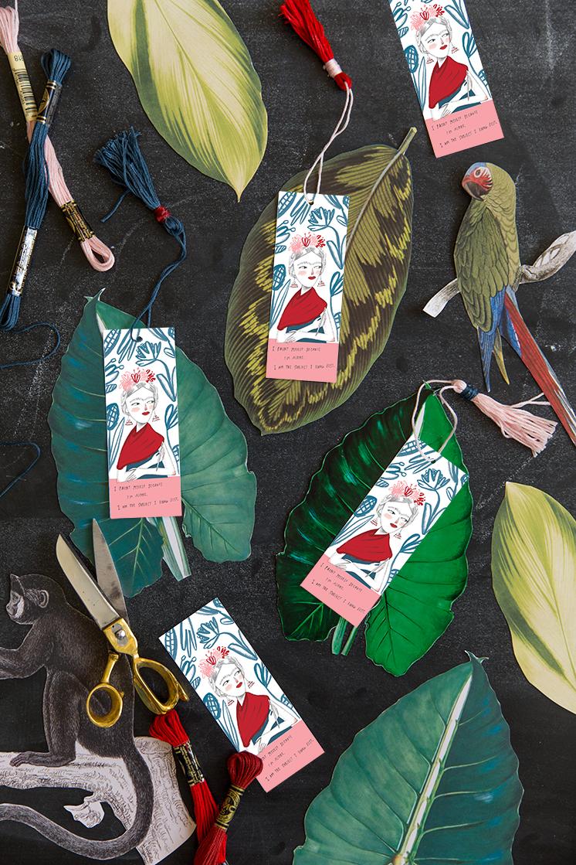 frida-booksmarks