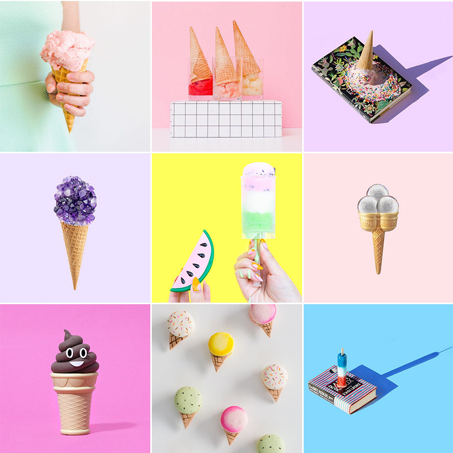 9 Instagrams to follow for National Ice Cream Day