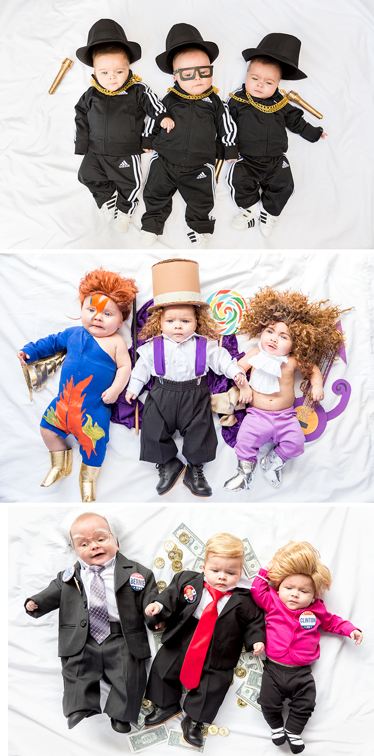 Baby celebrity baby costumes