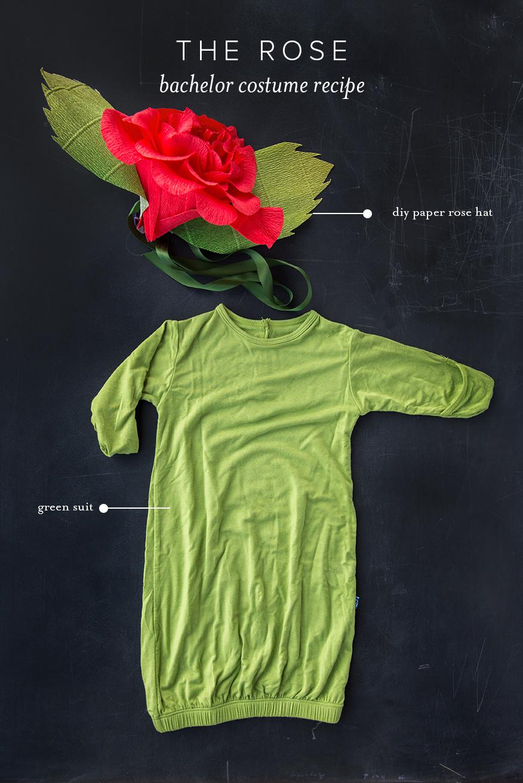 the rose costume