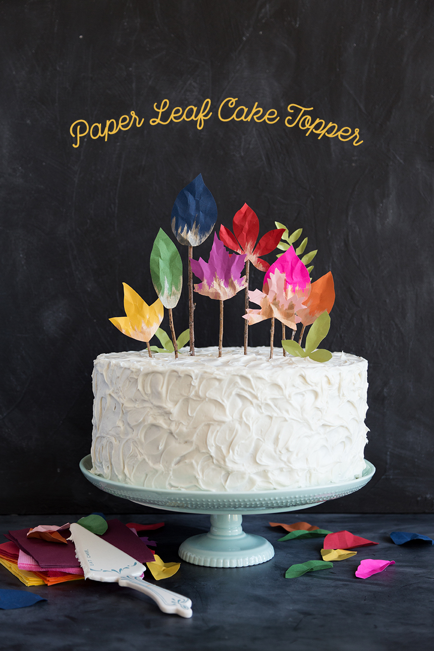 diy-fall-leaf-cake-topper-4