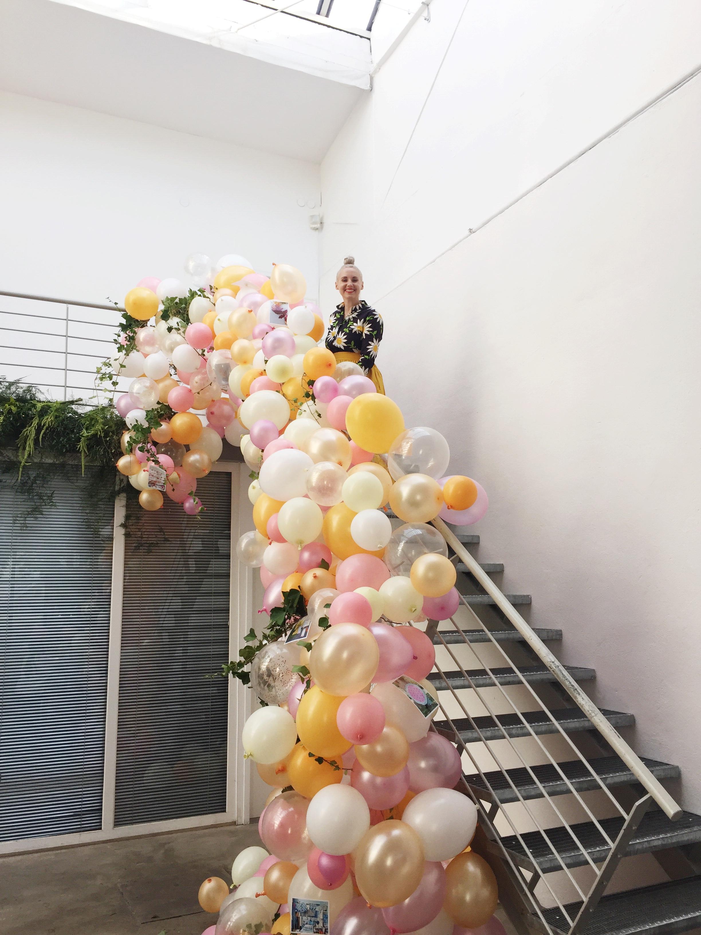 Lars Balloon Arch