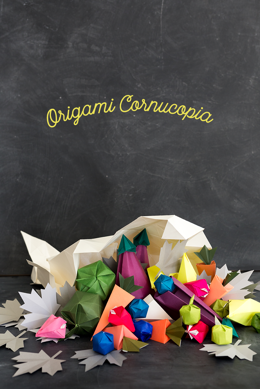 origami-cornucopia-