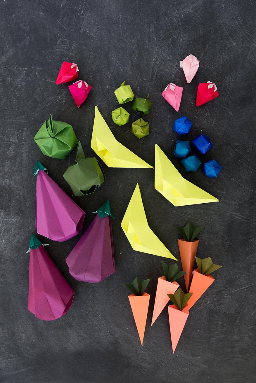 origami-cornucopia