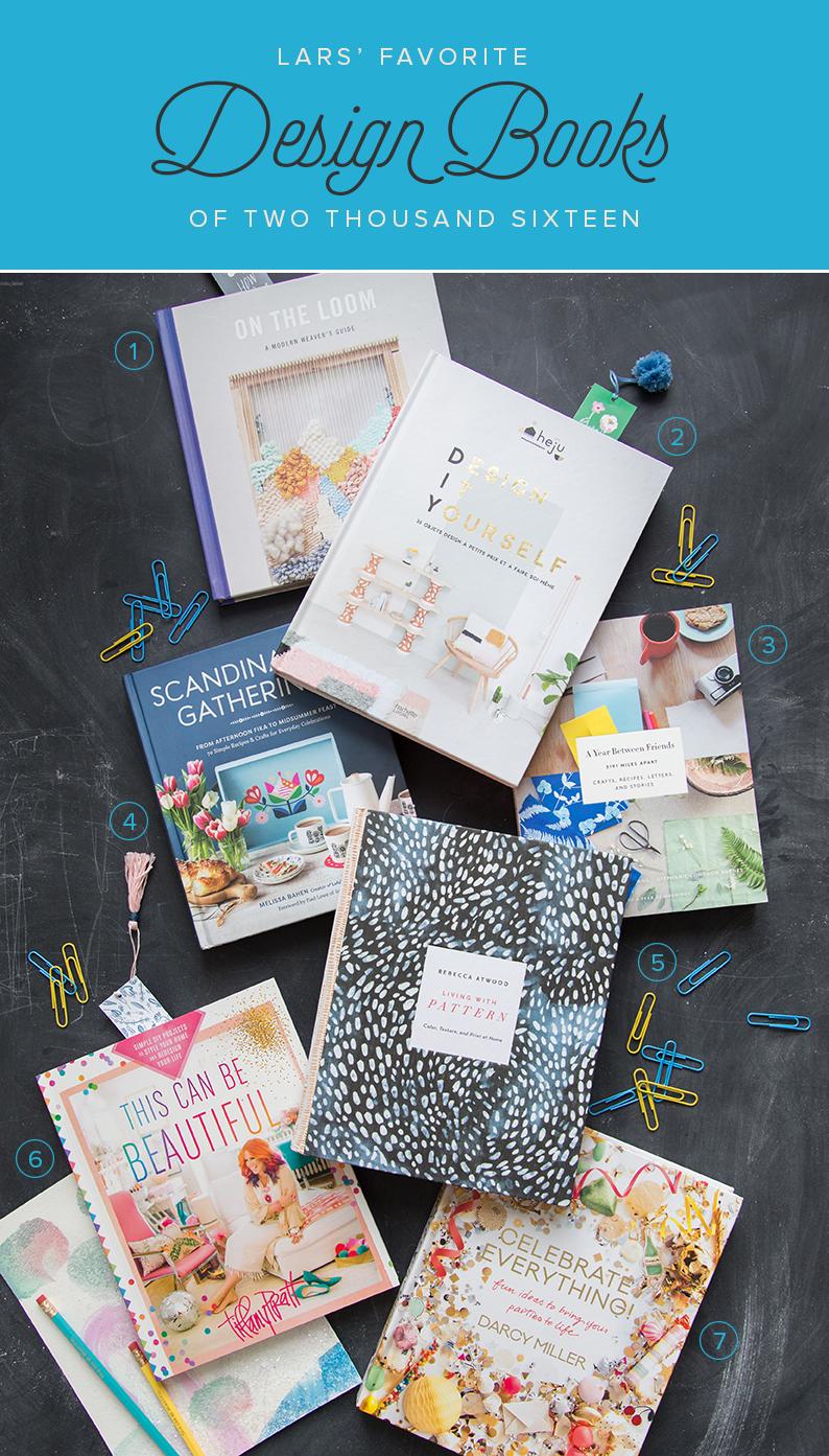 Best diy design books of 2016