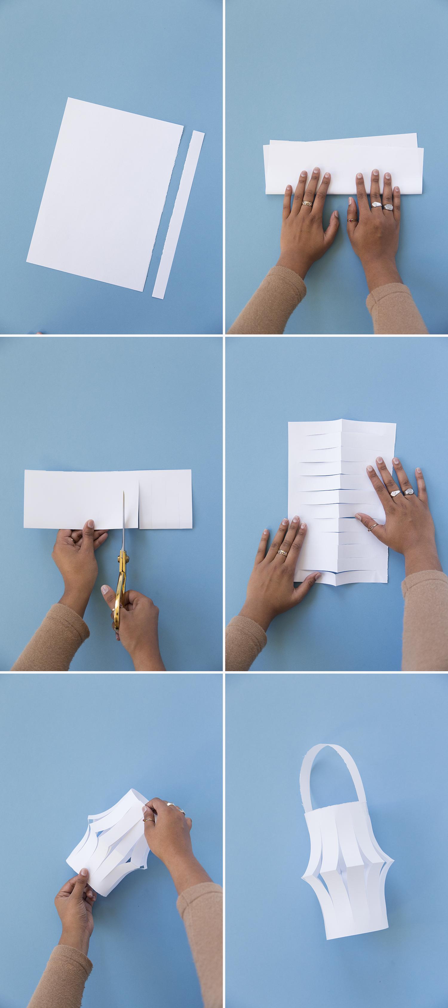 DIY Paper lanters