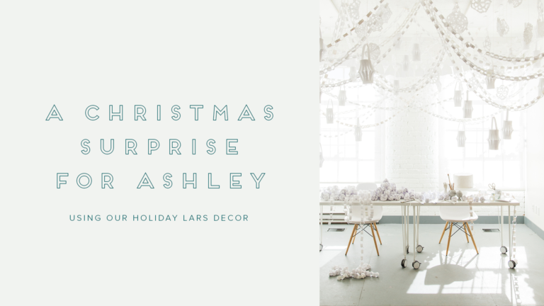 Surprising Ashley