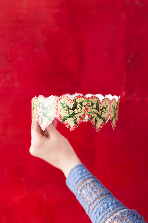 Valentine's Day Printable Crowns