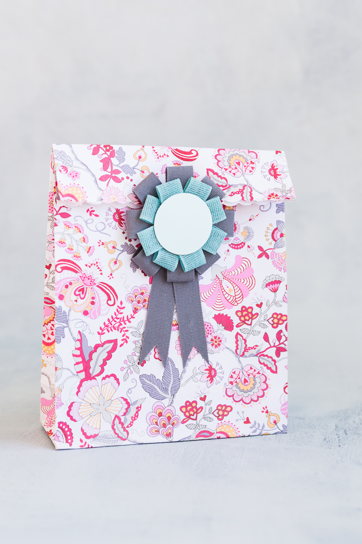 Prize Ribbon Gift Toppers