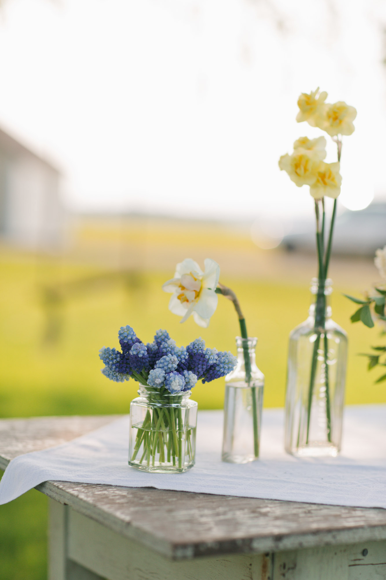 Spring Party Table with Floret Farm