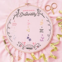 The Ultimate Guide to Embroidery