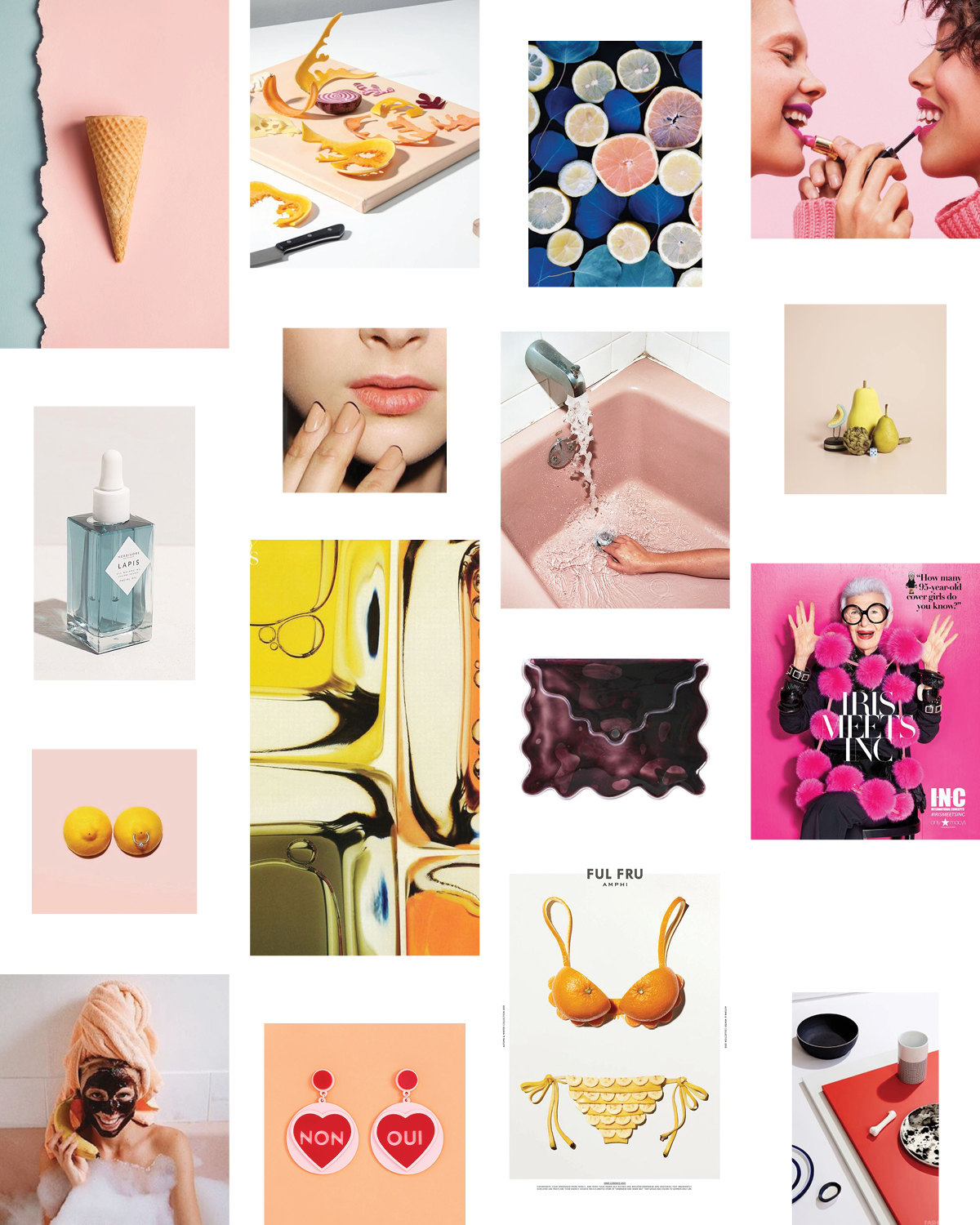 How to make a mood board with Mae Mae Co on The House That Lars Built