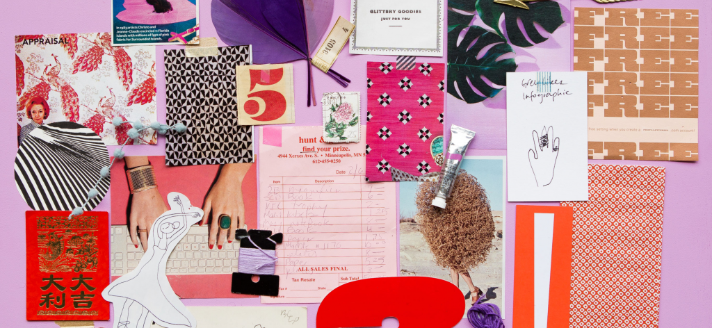 How To Make A Style Board The House That Lars Built