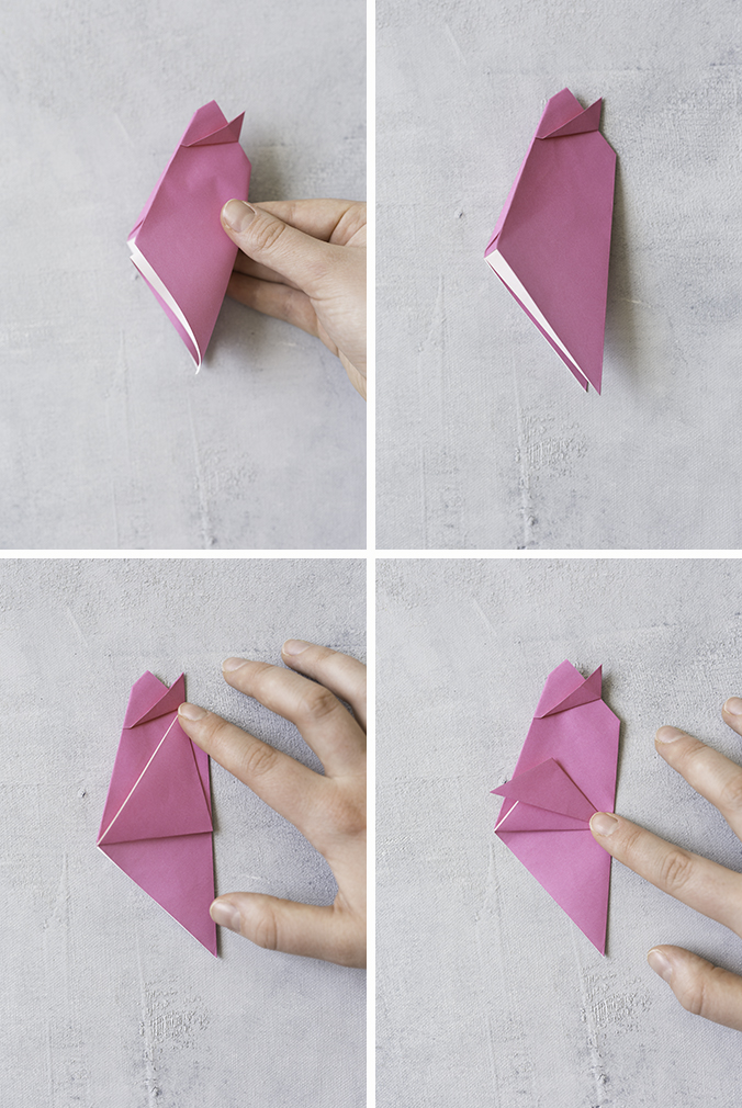 Origami Candy Chick