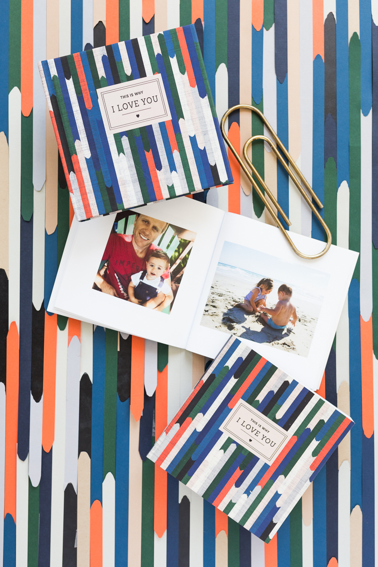 Father's Day Chatbooks by The House That Lars Built