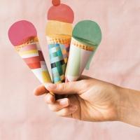 Printable Ice cream wrapper