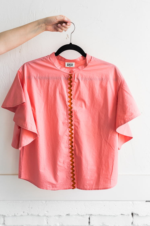 Ric Rac blouse