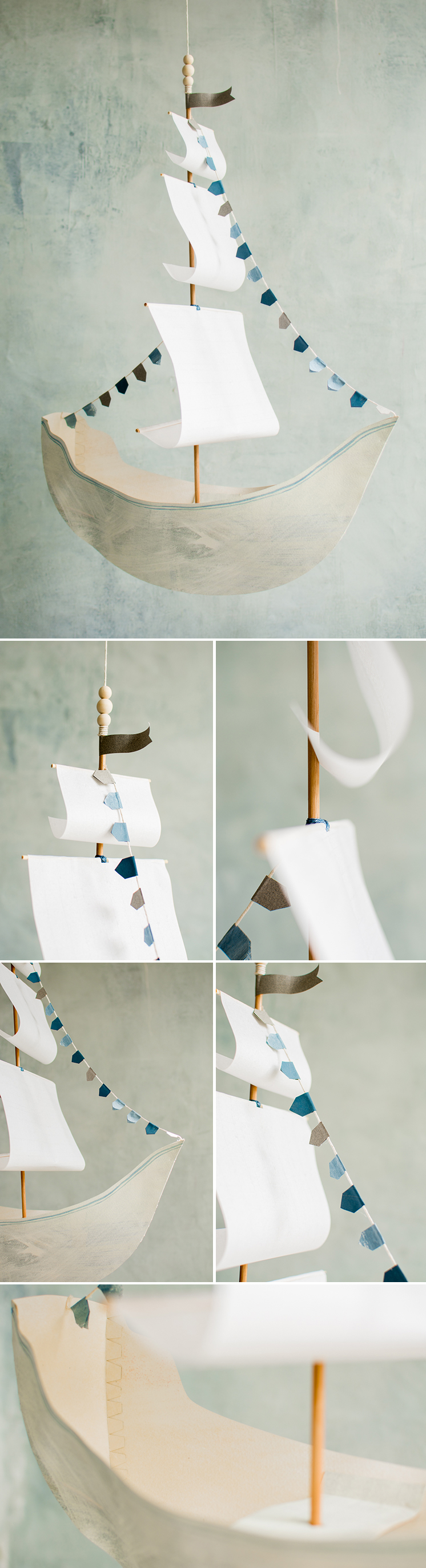 Make this paper ship using the Cricut explore