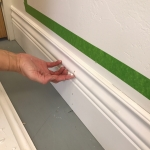 DIY Wall Moldings with Metrie