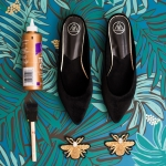 DIY Shoe Appliques