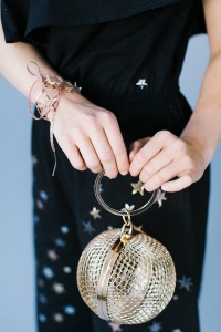 Constellation iron on costume
