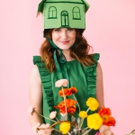 Green house Halloween costume