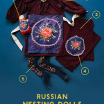 Russian nesting doll costume recipe