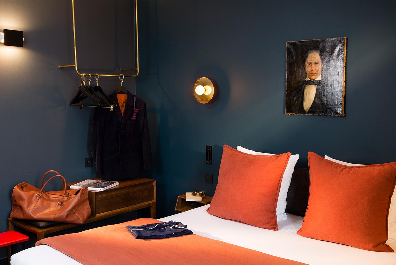 C.O.Q. hotel in Paris
