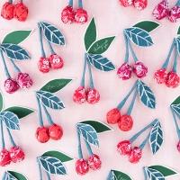 Tootsie Pop Cherry Valentines