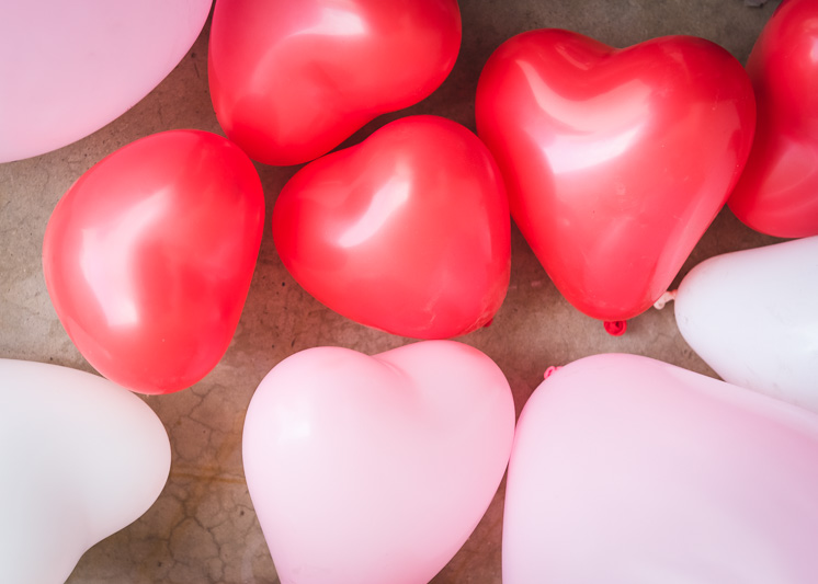 Balloon Heart Attack