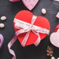 Personalized Chocolate Box