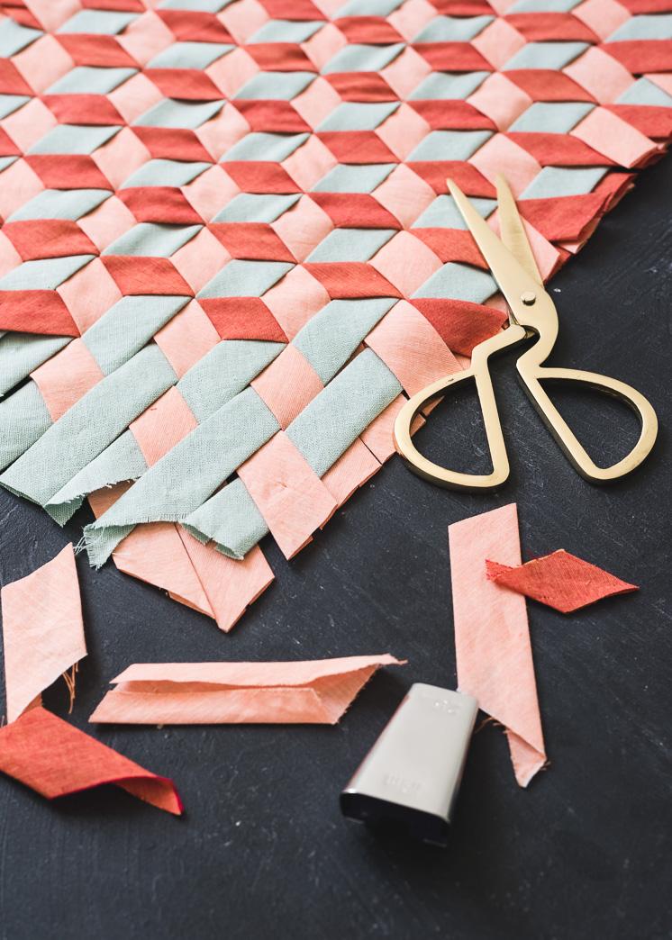Bias Tape Weaving