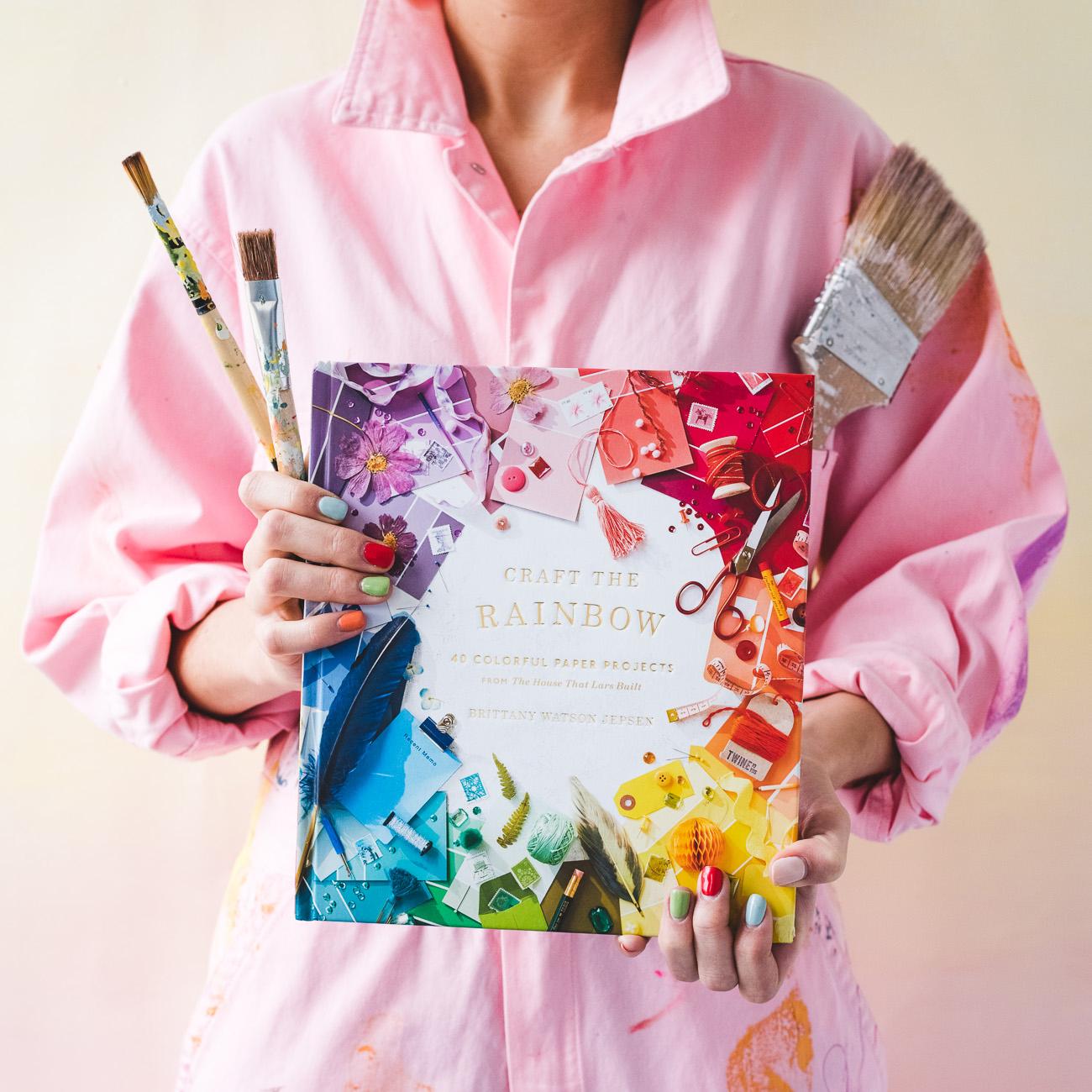 Craft the Rainbow by Brittany Jepsen