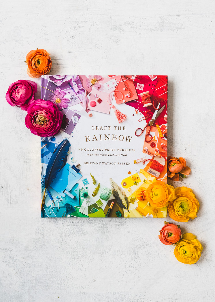 Craft the Rainbow Giveaway