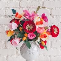 Cinco de Mayo Wedding Bouquet