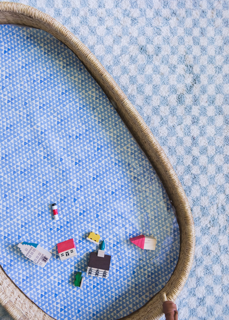 Fabric into Vinyl